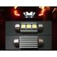 Festoon Canbus 3 LED 5050 SMD 39mm