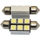 Festoon Canbus 6 LED 5050 SMD 39mm