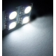 Festoon Canbus 4 LED 5050 SMD 36mm