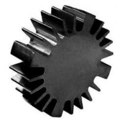Disipador térmico Star de 70mm Negro