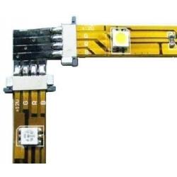 Empalmes FPC para Tiras Led 2-4 pin No WP