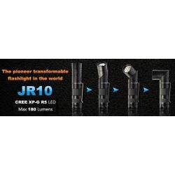 Linterna Jazz JR10 CREE R5