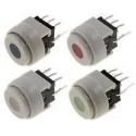 Pulsador Tact Switch 12.5mm luminoso