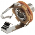Conectores Jack 6.35mm Hembra Chasis