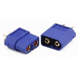 Conector de Potencia XT60 Azul