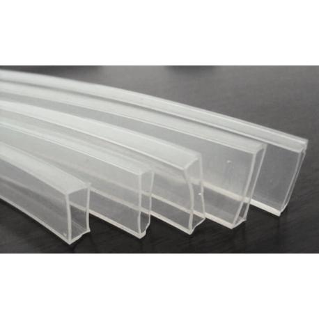 Tubos de Silicona para Tiras flexibles de Led
