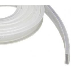 Tubos de Silicona para Tiras flexibles de Led 15 y 20mm