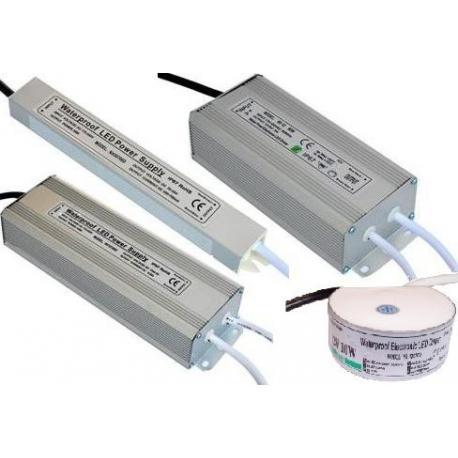 Fuentes voltaje constante 12v.IP67