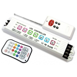 Dimmer 3900 PWM para Led RGB 5-24v.