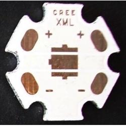 Circuitos impresos para Led Cree XM-L
