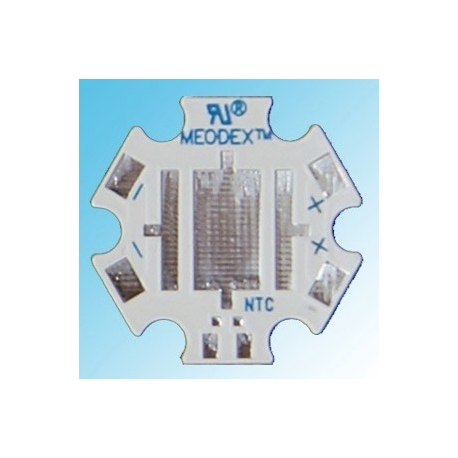 Circuitos Impresos (Alu-Pcb) 20mm para Led Luminus