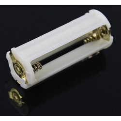 Portapilas baterías Tubular 3 x AAA/LR03/14500