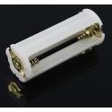 Porta pilas baterías 3 x AAA/LR03/10440