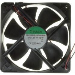 Ventilador refrigeración 12v. 120x120x38mm 48dB