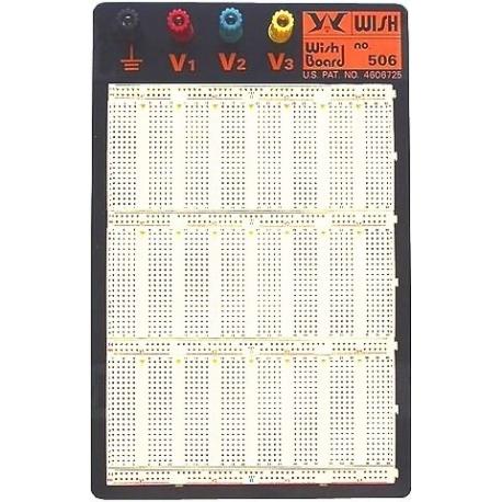 Placas Board para prototipos 250x160mm
