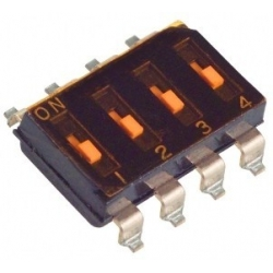 Micro Mini-Dip switch SMD