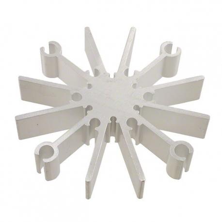 Disipador térmico Star de 69.8x12.7mm