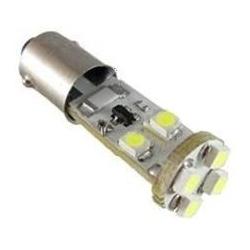 Bombilla LED BA9S Canbus 8 Led 3528 SMD 12v