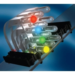 Soportes Mirillas Extensibles para Múltiples LED de 3mm