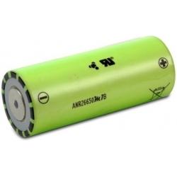 Bateria LifePo ANR26650 3.2v 2.500mA