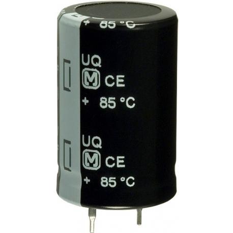 Condensadores Electrolíticos Alta Capacidad