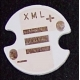 Pcb para Led CREE XM-L 14mm