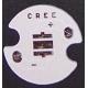 Pcb 12mm Led CREE XP-E