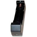 Cargador de Baterias de Litio 18650, Mini USB