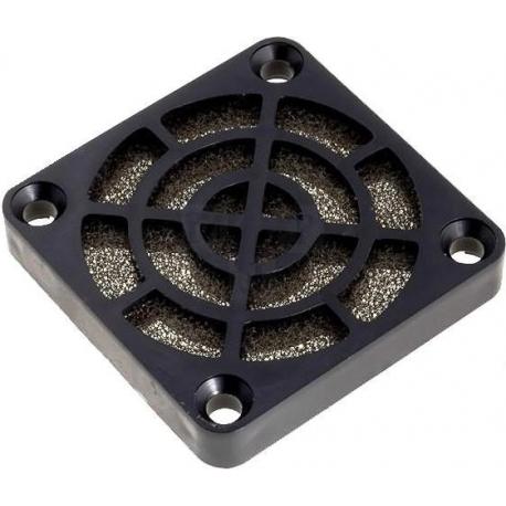 Rejillas plastico con filtro para Ventiladores 40mm