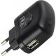 Cargador USB para Litio 220v-5v.1A