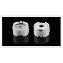 Reflector Lente Ledlink LL01CR-DF 13mm para LED CREE XP-C/G/E, XT-E