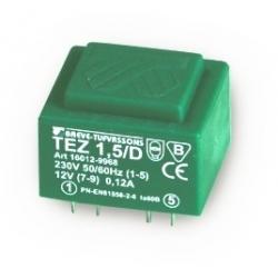 Transformadores encapsulados de 1.5VA
