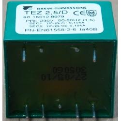 Transformadores encapsulados de 2.5VA
