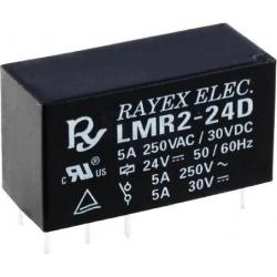 Rele Rayex 5A. Mini