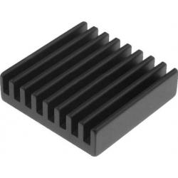 Disipador Térmico de Aletas de 29x29x8mm
