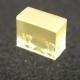 Cubo Led de 5x10mm Amarillo
