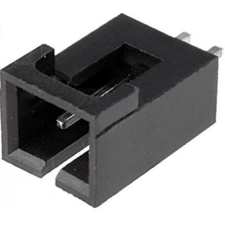 Conector Macho Molex 70543 2.54mm 2pin
