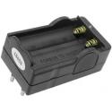 Cargador para Baterías de Litio 18650-17670
