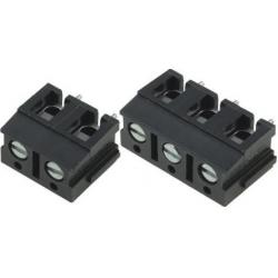 Bornas circuito impreso Gris 7.5mm