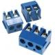 Bornas circuito impreso TB 3.50mm Azul