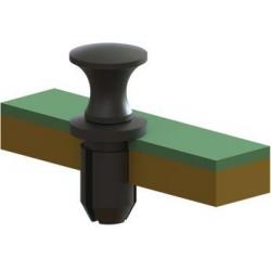 Remaches Tiradores Nylon 6.6mm
