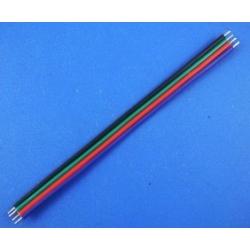 Cables Planos de 4 Hilos en Tramos de 100 o 150mm