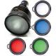 Filtros de colores para Linternas SR90 Olight