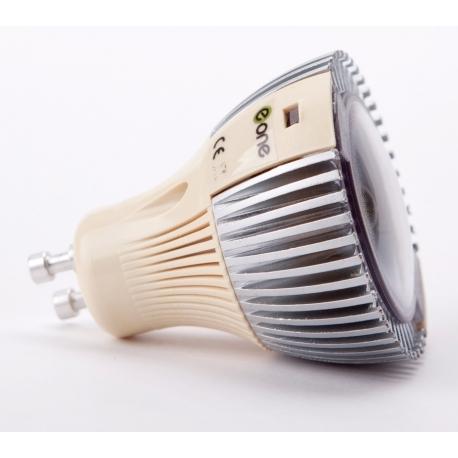Lámpara reflectora GU10 4w. Led