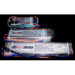 Fuente de Alimentación Driver IP65 para Led RGB 3 Canales