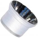 Reflector de Aluminio 23x15mm para Led