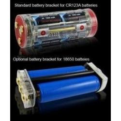 Portapilas baterías Olight 2 x 18650