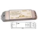 Transformador electrónico Led y Halógenas 12v.AC 210w
