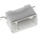 Tact Switch SMD 6x3.5x3.5mm Blanco