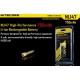 Bateria Nitecore Protegida 14500 NL147 3.7v 750mA.